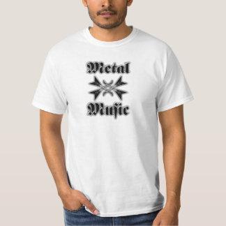 Camiseta Música legal do metal