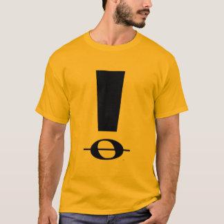 Camiseta Música Uppity - logotipo grande