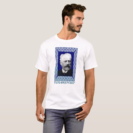 Camiseta Músico Tchaikovsky
