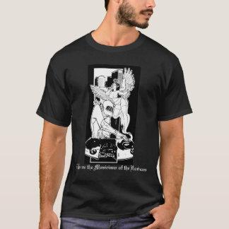 Camiseta Músicos dos céus