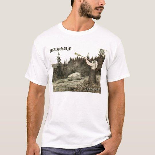 Camiseta Mussum Melósofem