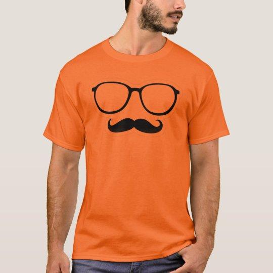 Camiseta Mustache