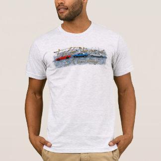 Camiseta Mustang 50