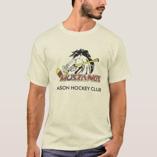 Camiseta Mustang, CLUBE do HÓQUEI do PEDREIRO