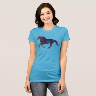 Camiseta Mustang cósmico