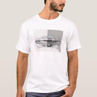 Camiseta mustang de eleanor