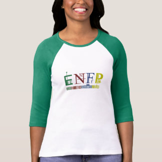 Camiseta Myers-Briggs ENFP; O campeão