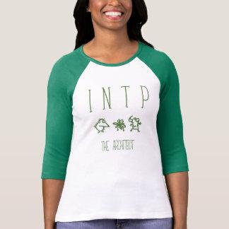 Camiseta Myers-Briggs INTP o t-shirt do arquiteto