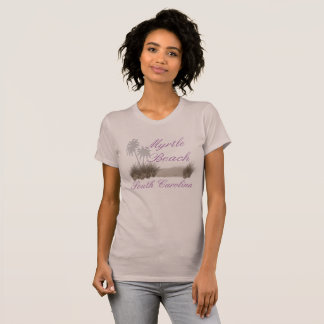 Camiseta Myrtle Beach South Carolina - t-shirt da lembrança