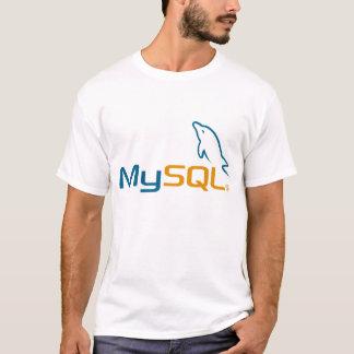 Camiseta MySQL oficial Merch