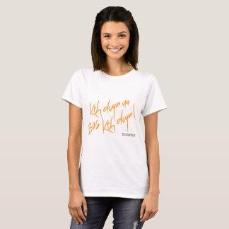 Camiseta Na Bas Keh Diya de Ken Diya!