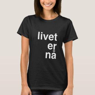 Camiseta nå do livet er