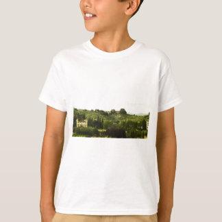Camiseta Na estrada na série de Toscânia