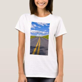 Camiseta Na estrada outra vez