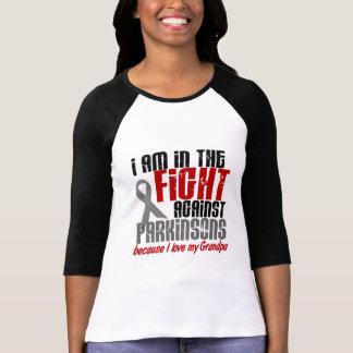 Camiseta Na luta contra o VOVÔ da doença de Parkinson