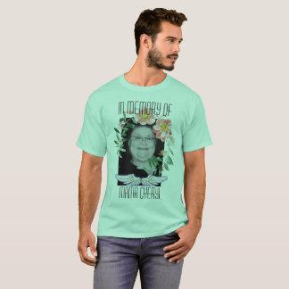 Camiseta Na memória de Cheryl Robinson