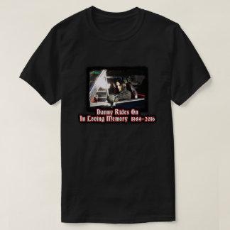 Camiseta Na memória de Danny Cutia