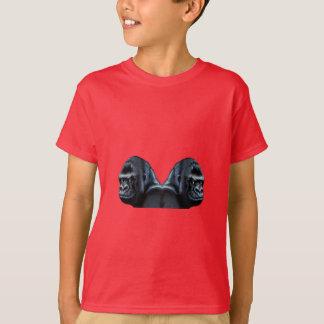 Camiseta Na névoa