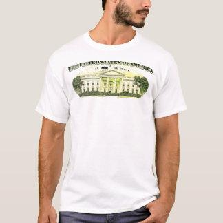 Camiseta Na razão nós confiamos - o t-shirt de vinte notas