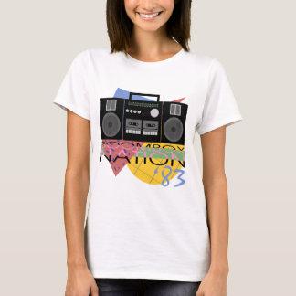 Camiseta Nação 83 de Boombox