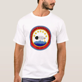 Camiseta Nação Cherokee apalaches