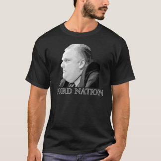 Camiseta Nação de Ford