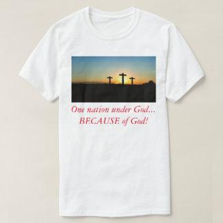 Camiseta Nação santamente