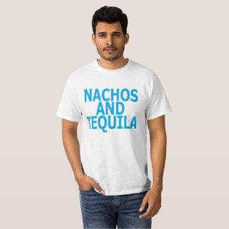 Camiseta Nachos e Tequila.