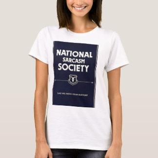 Camiseta Nacional-Sarcasmo-Sociedade