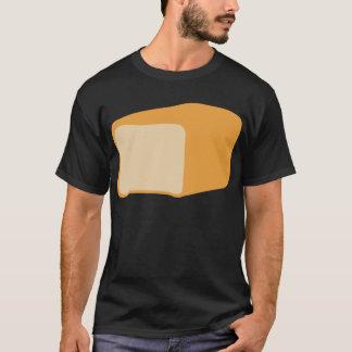 Camiseta naco do ícone do pão