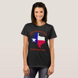 Camiseta Nada pode quebrar Texans Texas forte