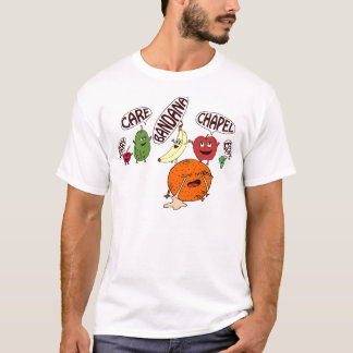 Camiseta Nada rima com a laranja