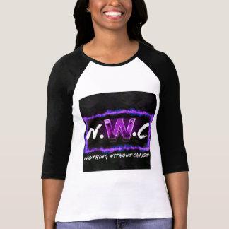 Camiseta Nada sem cristo