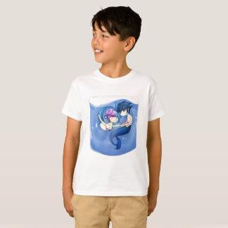 Camiseta Nadar ao redor