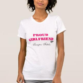 Camiseta NAMORADA, Semper Fidelis