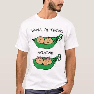 Camiseta Nana dos gêmeos outra vez