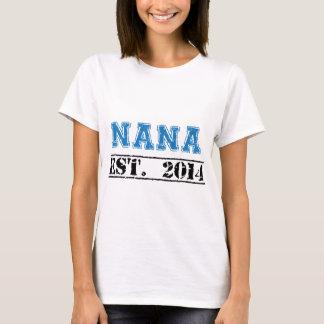 Camiseta Nana, estabelecida 2014