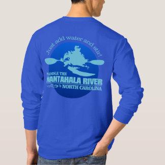 Camiseta Nantahala (azul)