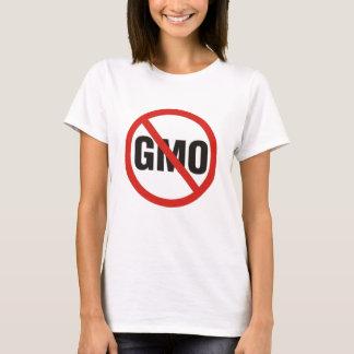 Camiseta Não a GMO