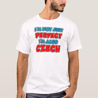 Camiseta Não apenas Checo perfeito