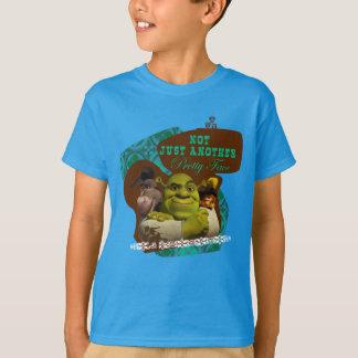 Camiseta Não apenas uma outra cara bonito