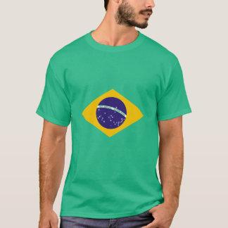 Camiseta Não Brasil - ferro de Norn