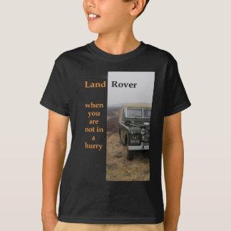 Camiseta Não com pressa