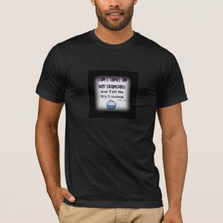 Camiseta Não cuspa em meu cupcake