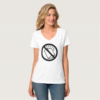 Camiseta Não deixe cair!