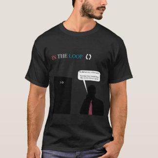Camiseta Não disse imprevisível