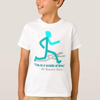 Camiseta Não disse nenhum corredor nunca
