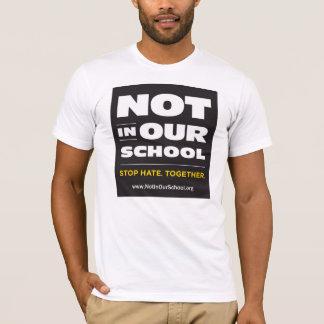 Camiseta Não em nosso t-shirt básico da escola (unisex)