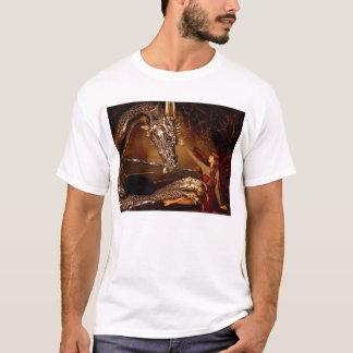 Camiseta Não grita o t-shirt