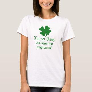 Camiseta Nao irlandês